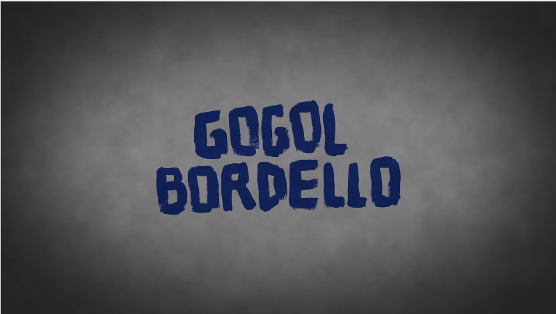 gogol bordello saboteur blues cpli pic