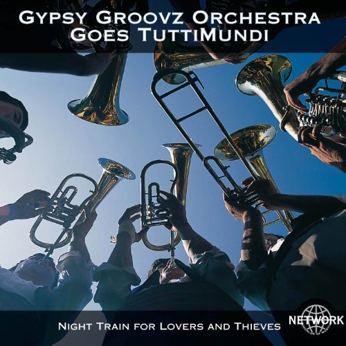 gypsy groovz cover